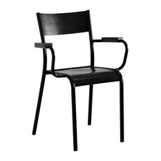 510 Original Dining Chair With Armrests