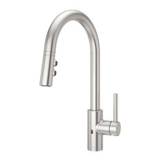 Pfister LG529-ESA Stellen Pull-Out Spray Kitchen Faucet - Stainless Steel