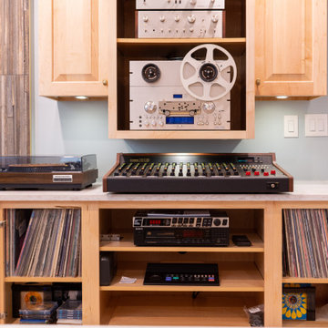 Office & Recording Space