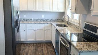 Farmhouse Kitchen & Bathroom Remodel