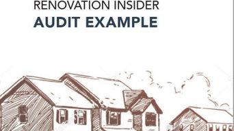 Home Audit
