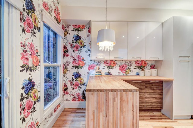 Flower power\': Atrévete con las flores para decorar la cocina