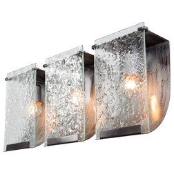 Transitional Bathroom Vanity Lighting by Varaluz