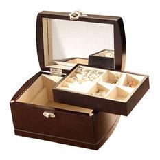 Treasure Dual Layer Jewelry Box