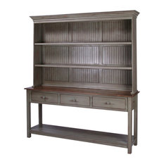 Windham Sideboard With Windham Hutch Top