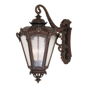 Savoy House Europe Bastion Outdoor Sconce, 4 Lights