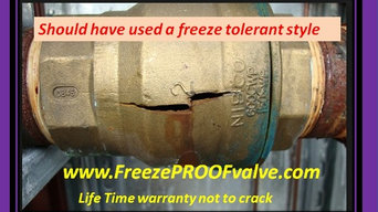 Ball valve replacement