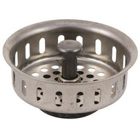 Basket Strainer Stainless Steel Bagged