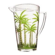 LeadingWare Group - Palm Tree Pitcher - Pitchers
