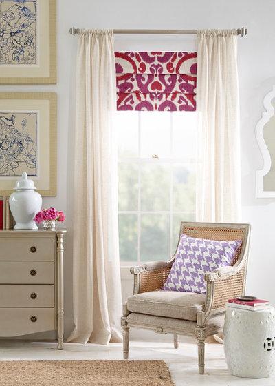 The Art of Window Dressing: Shades