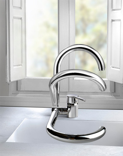 Contemporary Kitchen Faucets by Ramon Soler