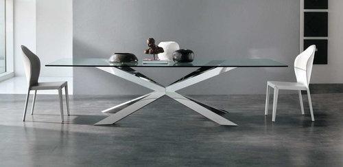 Sedie Per Tavolo Di Cristallo.Quali Sedie Abbinare Al Tavolo Di Cristallo