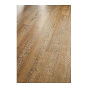 "5.69""x48.22"" Hydrocork Plank Collection Arcadian Pine, Set of 9, Soya"