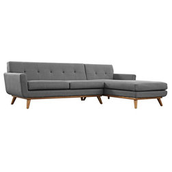 Midcentury Sectional Sofas by ShopLadder