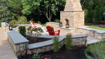 Chatham New Outdoor Living Backyard