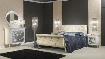 Art Decò bedroom
