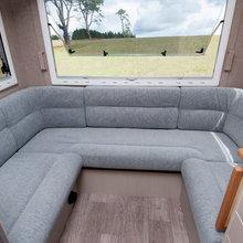 Cushion Upholstery Finishes
