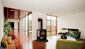 KOZY HEAT CONTEMPORARY - Alpine Fireplaces 800-550-0952