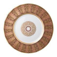 Bernardaud Eventail Bread and Butter Plate