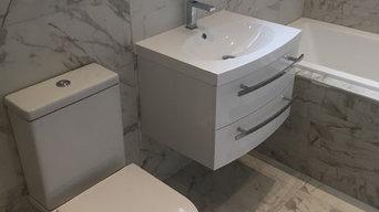 Bathroom refurbishment -Wideopen