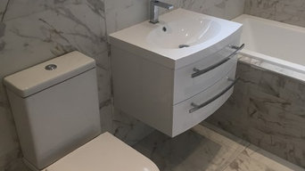 Bathroom refurbishment -Wideopen