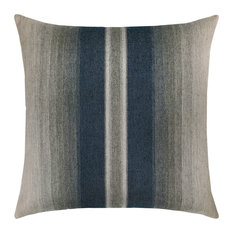 Elaine Smith Ombre Indigo Pillow
