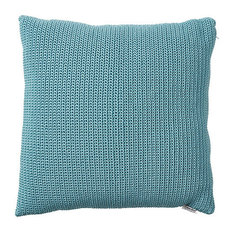Cane-Line Divine Throw Pillow, Turquoise