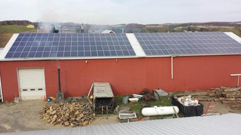 Commercial Solar Panel Installations
