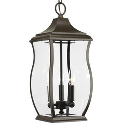 Traditional Outdoor Hanging Lights by Buildcom