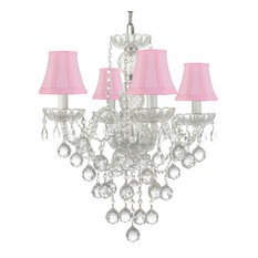 New Authentic All Crystal Chandelier With 40 Mm Crystal Balls