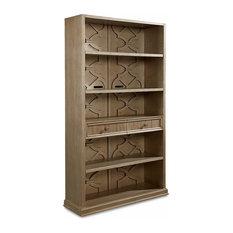 A.R.T. Home Furnishings Morrissey Novello Bookcase, Bezel