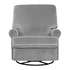 Birch Hill Swivel Recliner Luxor Dove