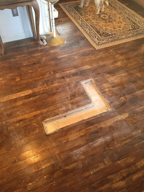 Solutions To Patching Hardwood Floor