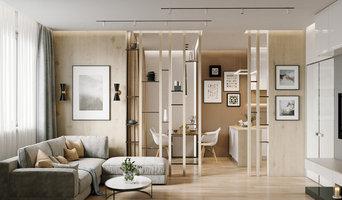 минимализм в двухкомнатной квартире