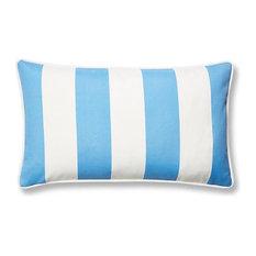 Lumbar Pillow,Blue