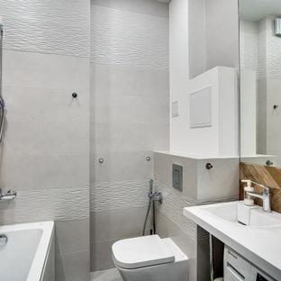 Источник вдохновения для домашнего уюта: идея дизайна в стиле лофт