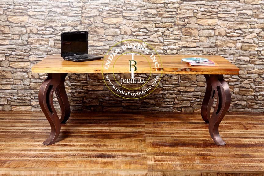 Gear Industrial dining table ,  Industrial coffee table ,  Induconsole tables