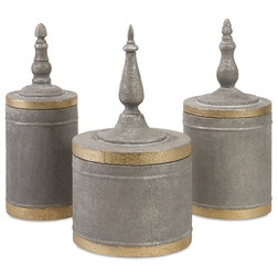 Lovely Traditional Kitchen Canisters And Jars by IMAX Worldwide Home