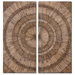 Rustic Wall Accents by Uttermost