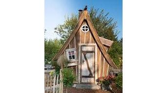 Casa Mirabilia abri de jardin