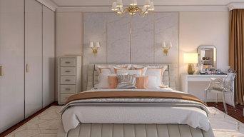 Спальня в проекте bright_apartament_kr