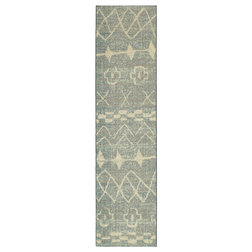 Scandinavian Hall And Stair Runners by Newcastle Home