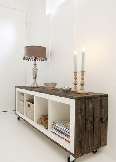 7 coole ikea hacks f r ihr kallax regal - Restaurieren mobel ...