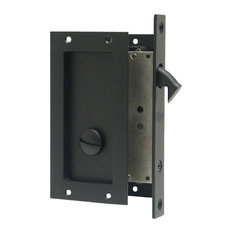 FPL Anacapa Pocket Lock Privacy, Oil Rubbed Bronze