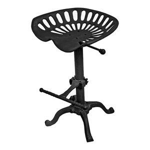 Wondrous Gdf Studio Aldean Industrial Design Metal Tractor Adjustable Ncnpc Chair Design For Home Ncnpcorg