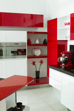 Love The Distinction Between Modern And Contemporary! We Supply Cabinet  Doors To Create Modern Kitchens Like These:
