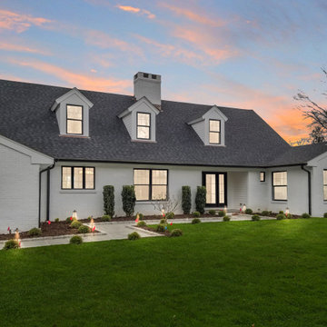 AMBITION - Contemporary Ranch in Stamford