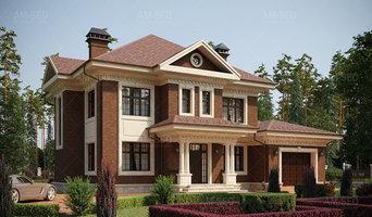 Проект дома в Английском стиле А3-17