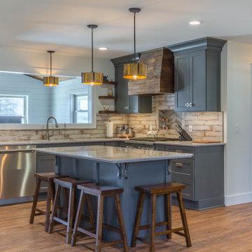 Kress Full Home Remodel - Pinckney, MI