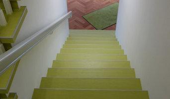 Parkett- und Treppensanierung Architekturbüro in Suhl